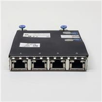 Dell Broadcom 5720 Quad Port 1GB Network Card FM487 PowerEdge R820 R610 R720