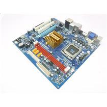 Gigabyte GA-73PVM-S2H Socket LGA775 Desktop Motherboard - Used - No I/O Shield