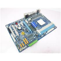 Gigabyte GA-MA770T-UD3P Desktop Motherboard Socket AM3 TESTED & WORKING
