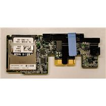 Dell Internal Dual SD Media Card Reader For R420 R720 Server 2x H1H8M 16GB