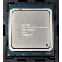 Intel Xeon E5-4650 v2 2.4GHz SR1AG 10-Core Processor 25MB LGA2011 95 Watt