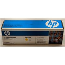 Brand New HP 304a LaserJet CP2025 CM2320mfp CC532a Yellow Toner Cartridge