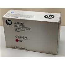 Brand New HP LaserJet Q6463AC LaserJet 4730mfp, CM4730mfp Magenta