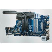 Dell Inspiron 15-5570 OEM Intel i5-8250U SR3LB CPU Motherboard LA-F114P F7MGJ