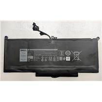 Dell Latitude 7480 7280 60Wh 4-Cell Laptop Battery DM3WC F3YGT