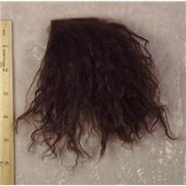 Dark brown 304r tibetan lambskin sample 23604