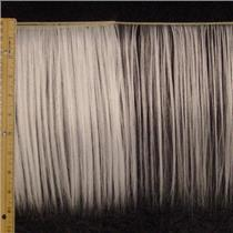 doll hair weft white sythetic 100g  3.4 oz  23400 FP