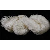Satin finish Reeled silk yarn / floss 3 ply 138g  23583