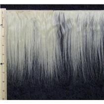 "Yak hair weft natural PFD  7-8"" x 45"" 23641 QP"