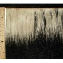 "mohair weft Blonde 613 straight 5-6""x190""  24684 FP"