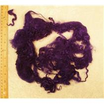 ringlet mohair  violet 17 1% fairie hair 24857