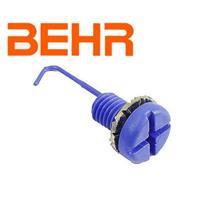 New BEHR OE Mercedes Benz & BMW Radiator Petcock Blue drain plug
