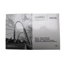 *NEW* OE GM 2015 GMC IntelliLink User Manual Radio Dash System Guide 23458253