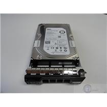 "Dell Constellation SED 3.5"" 3TB ST33000652SS 698PM SAS Drive w/ R-Series Tray"