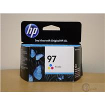Brand New OEM HP 97 C9363WN DeskJet 860 Yield Tri-Color Cartridge