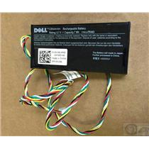Dell Lithium Ion Battery Backup Unit Rechargeable NU209 Tested with cable RY631