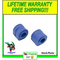 *NEW* Heavy Duty K7406 Suspension Stabilizer Bar Assembly  Bushing Kit Front