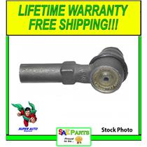 *NEW* Heavy Duty ES2814RL Steering Tie Rod End Front Outer