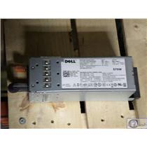 Dell PowerEdge R610/R710 570W Power Supply G0KD5 Refurbished A570P-01