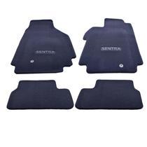 *NEW* Front & Rear 2007-12 Fits Sentra Carpet Floor Mats Charcoal 999E2-LT010GY