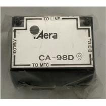 Brand New Aera Mass Flow Controller Adapter CA-98D9 Analog Digital D-SUB Adapter
