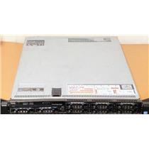 """Dell R620 8-Bay 2.5"""" Barebones 2x PSU, No CPU, No RAM, No Hard Drives, No Bezel"""