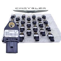 0 Miles Factory OEM Chrysler Side Air Bag Crash Sensor 68056160AA Airbag