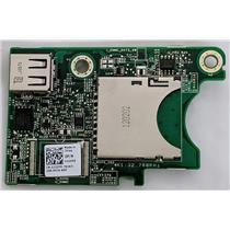 Dell Internal Dual SD Media Card Reader For M520 M620 Server 210Y6