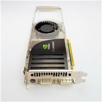 Dell NVIDIA Quadro 4600 DP/N 0JP111 Graphics Card PCI Express x16 Dual DVI