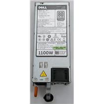 Dell PowerEdge R620 R720 R820 1100W Hot Swap Power Supply YT39Y Refurbished