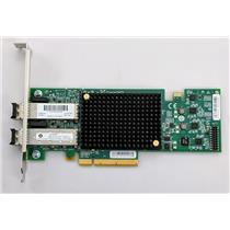 HP NC552SFP Dual-Port 10Gbps PCI-E Full Height Server Adapter 615406-001 614201