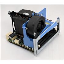 Dell Precision T7500 CPU/Memory Riser Board H236F Refurbished w/ Fan & Heatsink