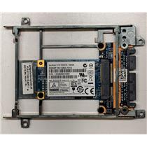"Dell  G3M7R 128GB mSATA SSD SanDisk X110 SD6SF1M-128G-1012 G3M7R w/ 3.5"" Adapter"
