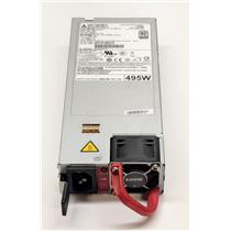 Arista DCS-7050SX Switch 495W Power Supplies DPS-495CB Arista PWR-00159-03