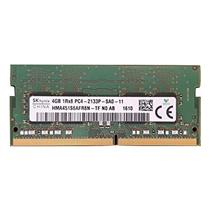 Hynix 4GB PC4-17000 DDR4-2133MHz non-ECC Unbuffered SODIMM 1.2V HMA451S6AFR8N-TF