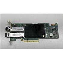 HP C8R39A 16GB Dual Port Fiber Channel HBA SN1100E Short Bracket 719212-001