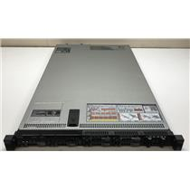 Dell PowerEdge R630 Barebones Server 8-Bay HDD 1U Rack w/ Motherboard H730P 750W
