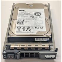 """Dell 300GB 15K 2.5"""" SAS Hard Drive 6GB/s ST300MP0005 6WC9D w/ R-Series Tray"""