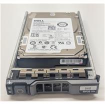 "Dell Savvio 900GB 10K 2.5"" 6Gbps SAS Hard Drive TNX32 w/ Dell R-series Tray"