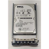 "Dell Enterprise 300GB 10K 2.5"" 6Gbps SAS Hard Drive P252M w/ Dell R-series Tray"
