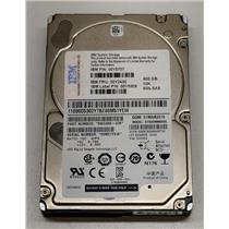 "IBM Seagate 600GB 10K SAS 2.5"" 6Gbps ST600MM0006 00Y2430 00Y5909"