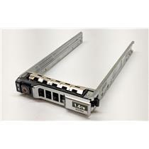 """Dell SATA/SAS 2.5"""" R720 HDD Drive Caddy Tray P/N YXMX6"""