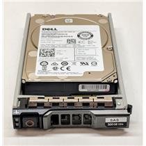 "Dell Enterprise 300GB 10K 2.5"" 12Gbps SAS Hard Drive YJ2KH ST300MM0008 w/ Tray"