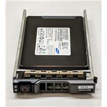 "HP 240GB 2.5"" SATA II 3Gbps MZ7WD240HAFV MZ-7WD2400 Dell PGPVW"