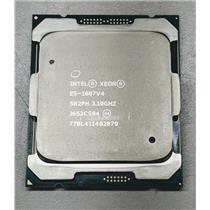 Intel Xeon E5-1607 V4 3.1GHz 4-Core LGA2011-3 CPU 10M Cache SR2PH