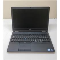 Dell Precision 3510 i7-6820HQ 2.70GHz 16GB RAM 256GB NVMe AMD FirePro W5130M