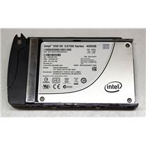 """Intel SSD DC S3700 Series SSDSC2BA400G3 400GB SATA III 6.0Gbps SSD 2.5"""""""