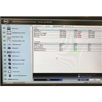 Dell Precision T5810 3.1Ghz E5-1607 V3, 256GB SSD, 8GB, M4000 8GB Graphics Win10