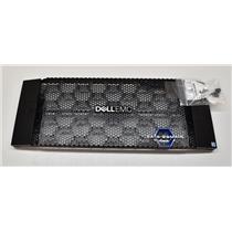 Dell EMC DATA DOMAIN DD9800 Front Bezel 100-555-300 w/ Keys NEW OPEN BOX