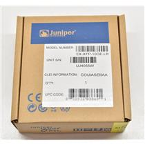 Juniper Networks EX-XFP-10GE-LR XFP-10GE-LR XFP 1310nm SMF NEW SEALED